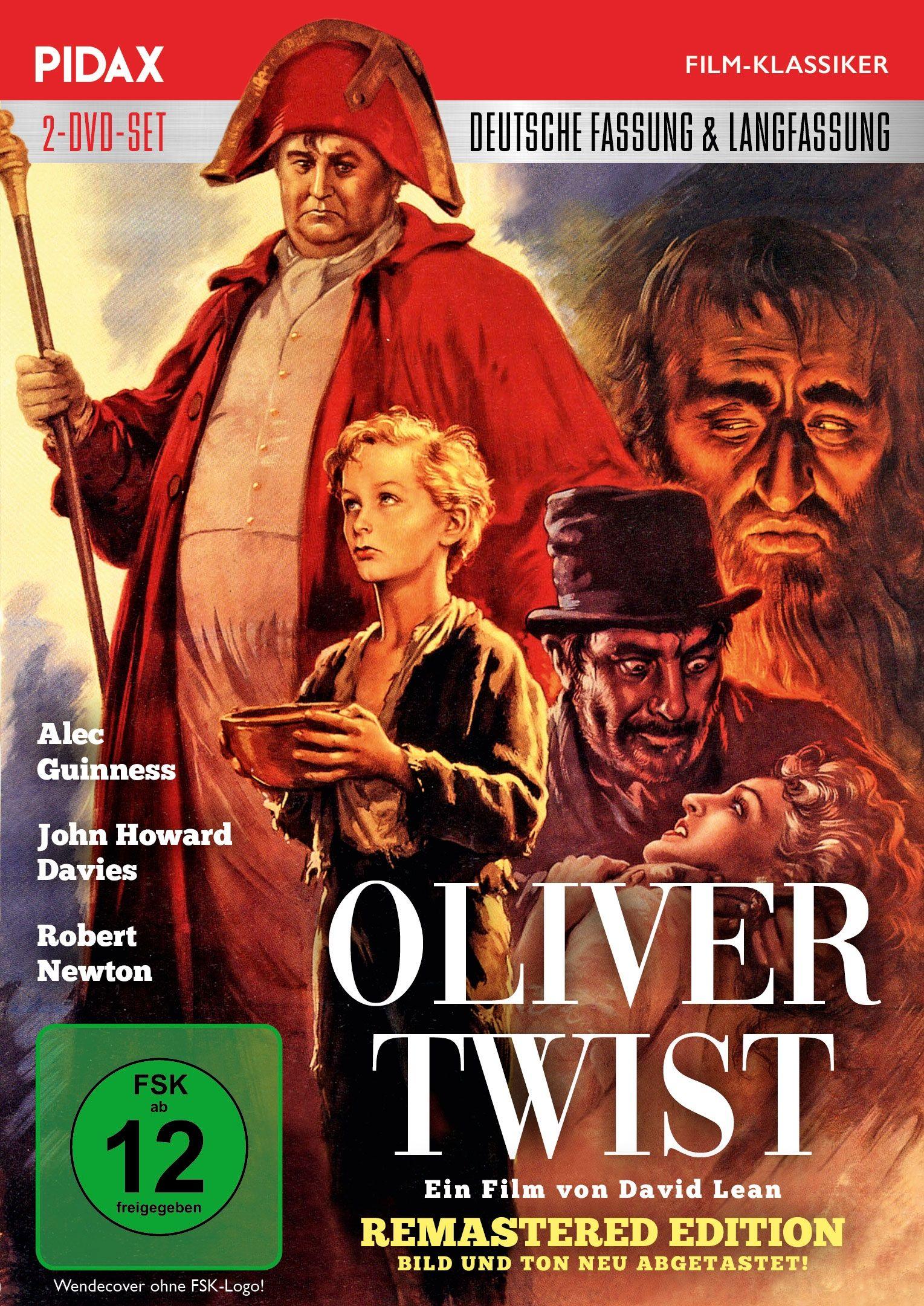 Oliver Twist (1948) (Digital Remastered) (2 Discs)