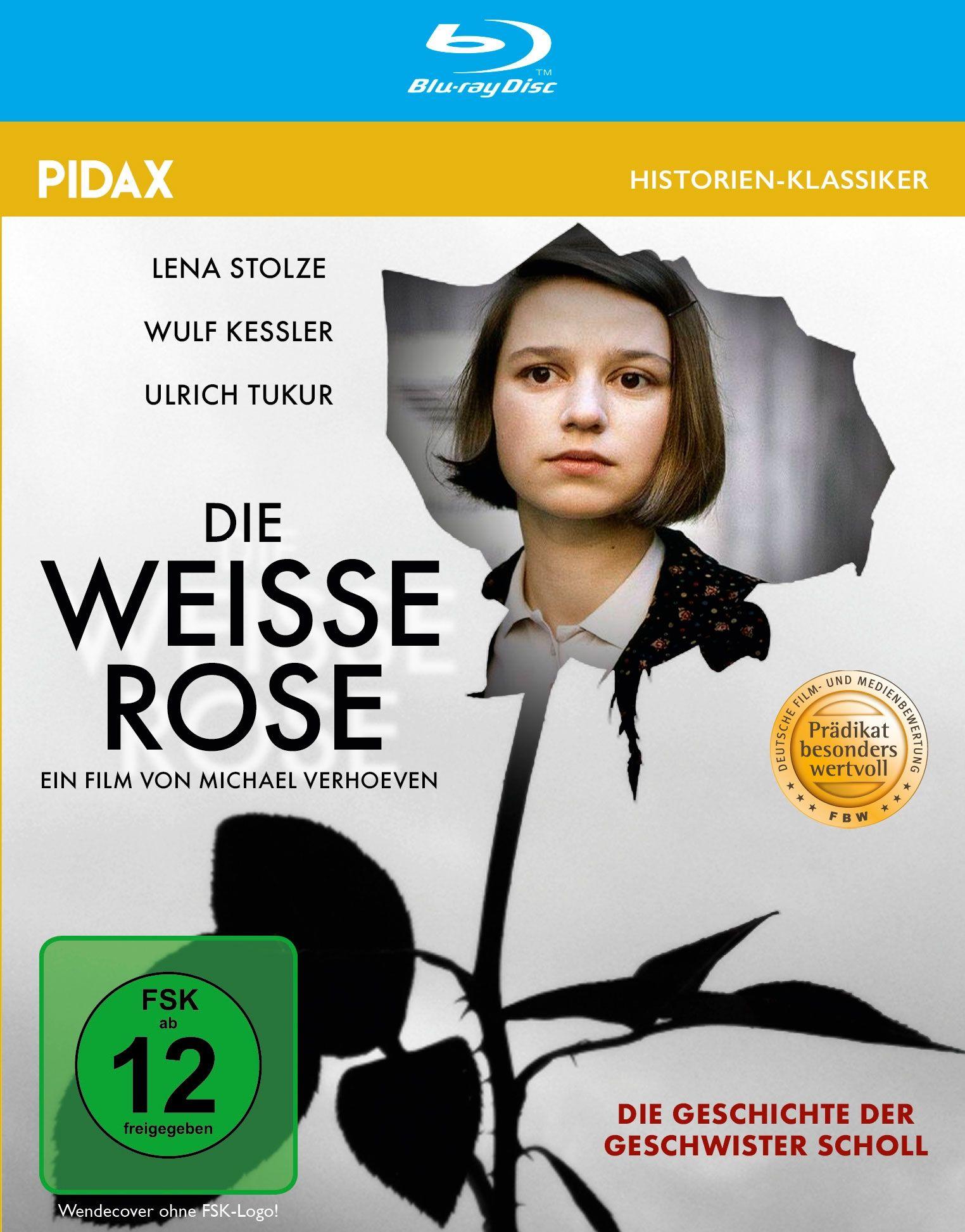 Weiße Rose, Die (BLURAY)
