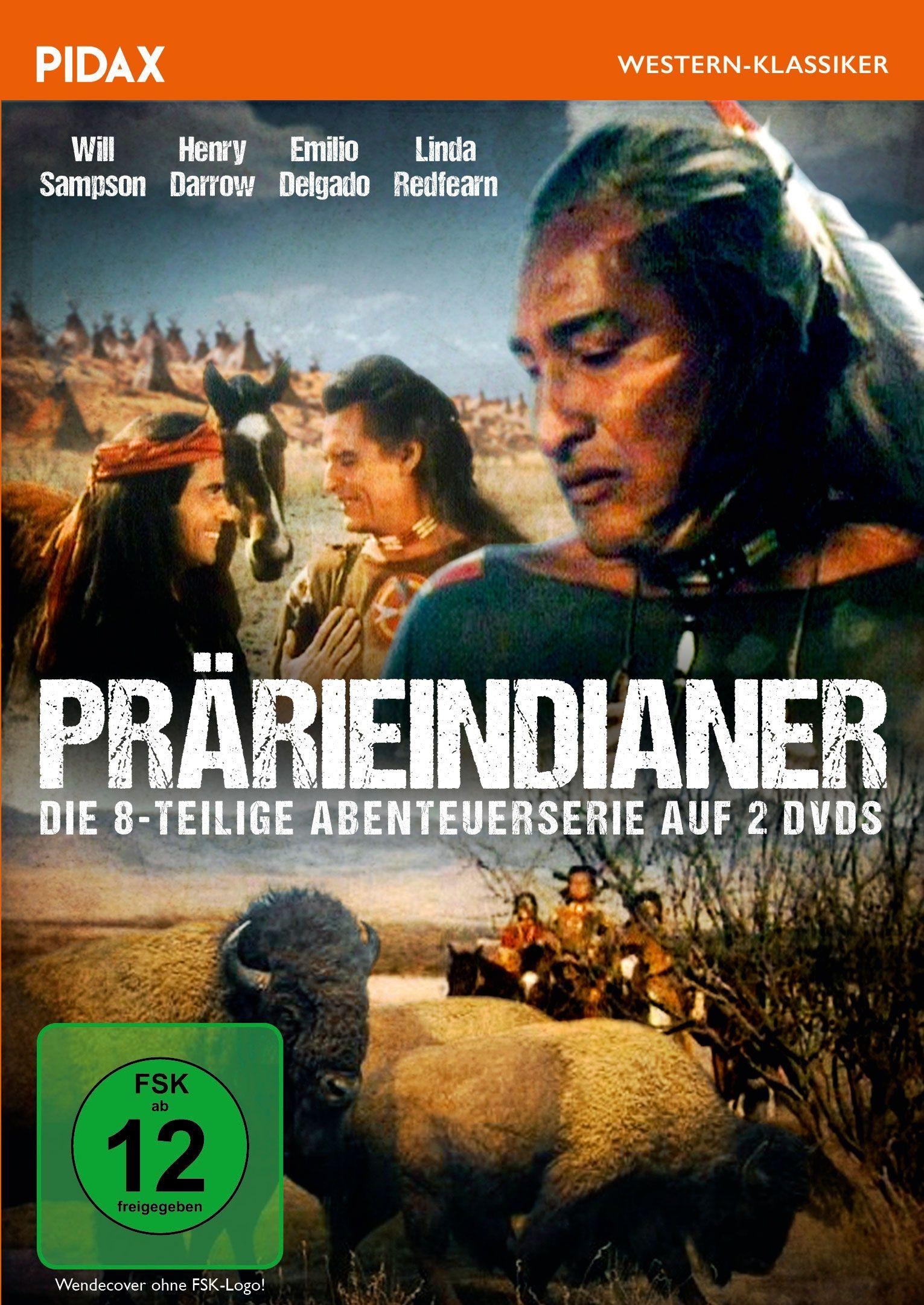 Prärieindianer (2 Discs)