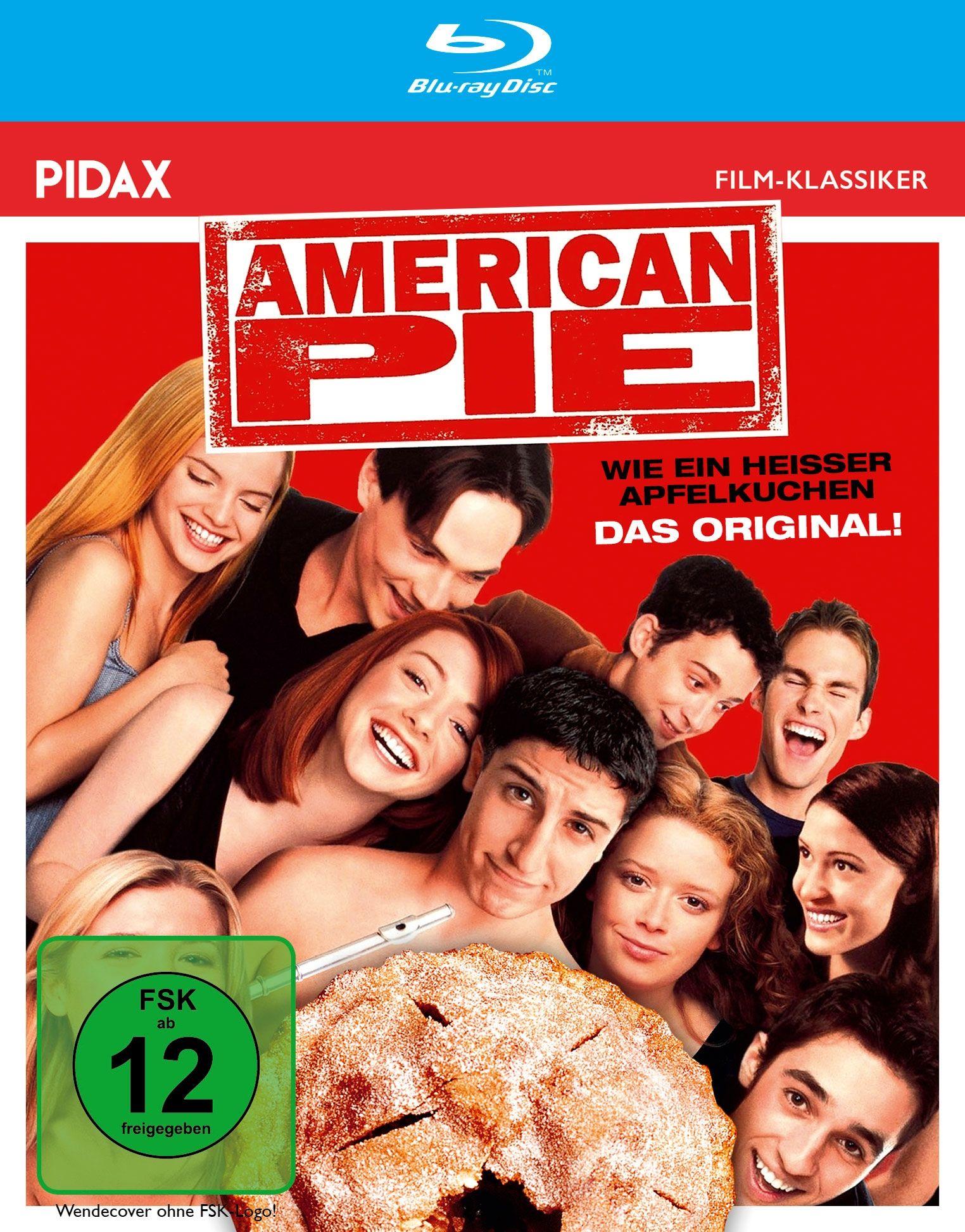 American Pie - Wie ein heißer Apfelkuchen (BLURAY)