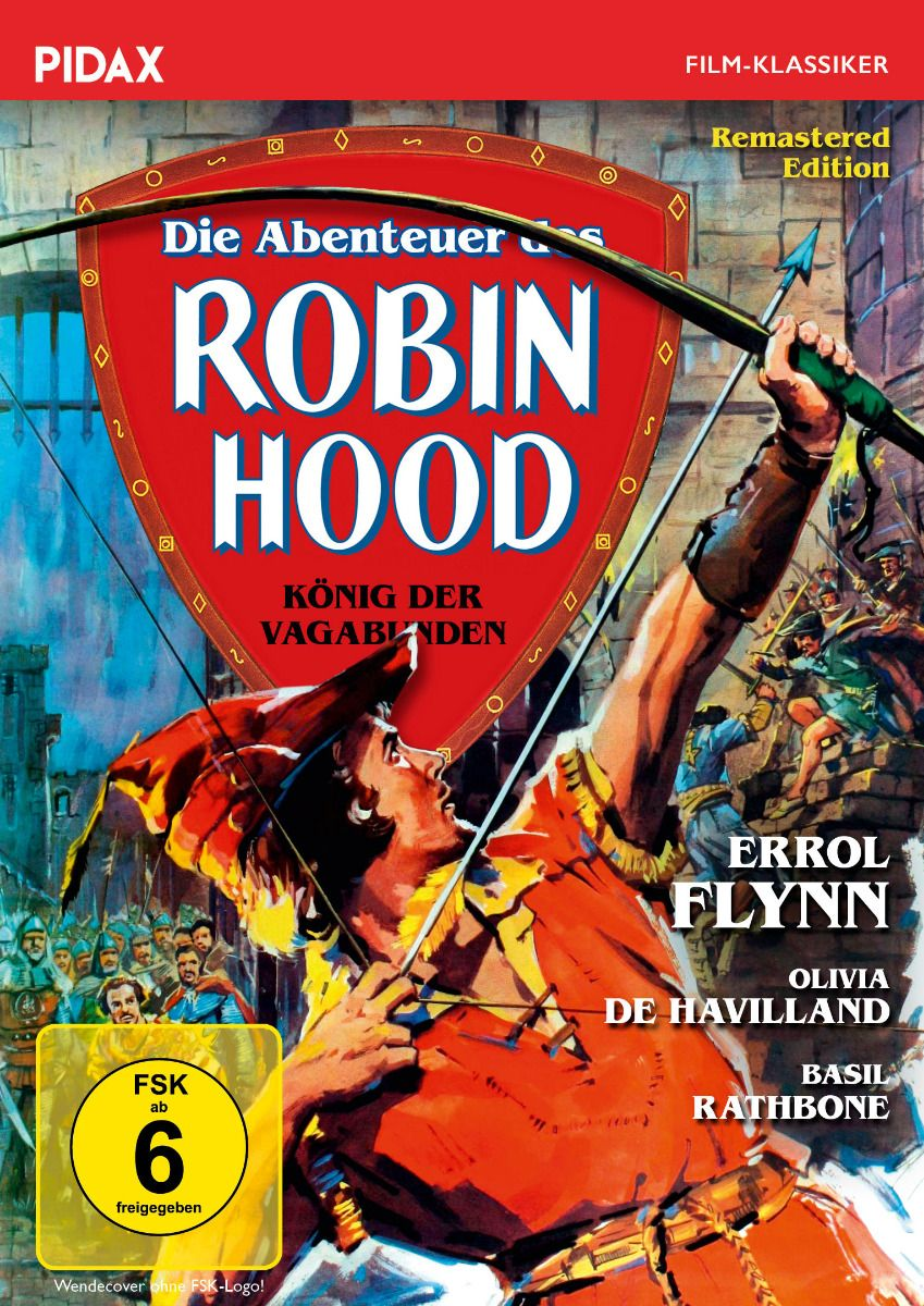 Abenteuer des Robin Hood, Die - König der Vagabunden