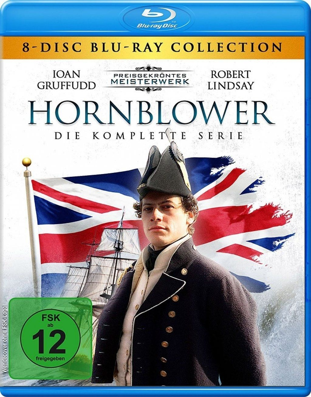 Hornblower - Die komplette Serie (8 Discs) (BLURAY)