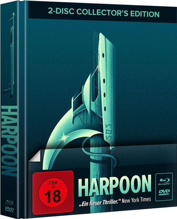 Harpoon (Lim. Uncut Mediabook - Cover A) (DVD + BLURAY)