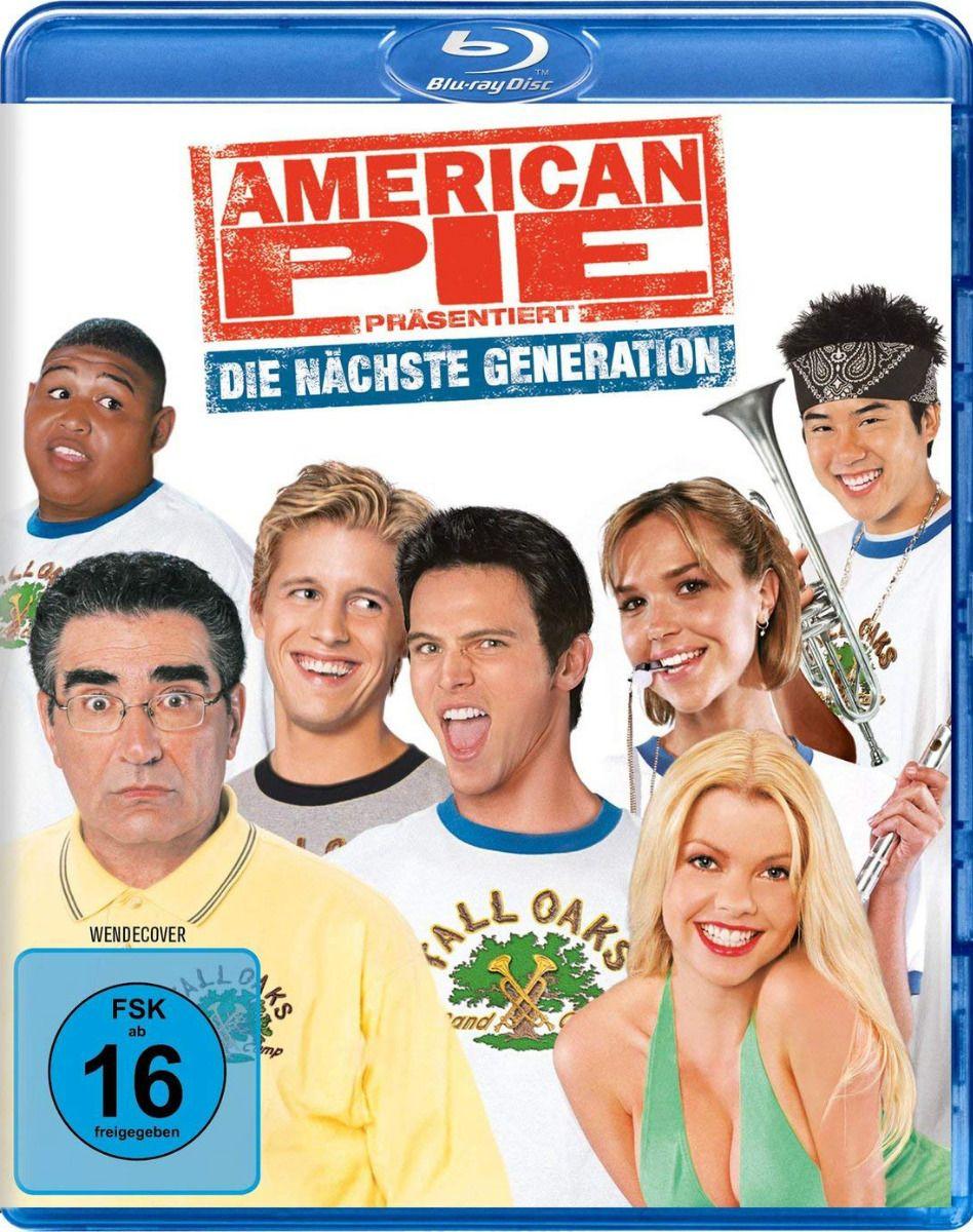 American Pie präsentiert: Die nächste Generation (BLURAY)