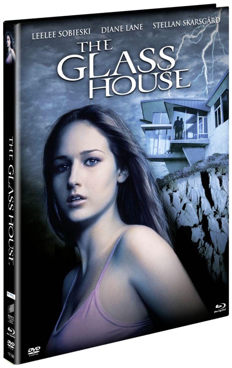 Glass House, The (Lim. Uncut Mediabook) (DVD + BLURAY)