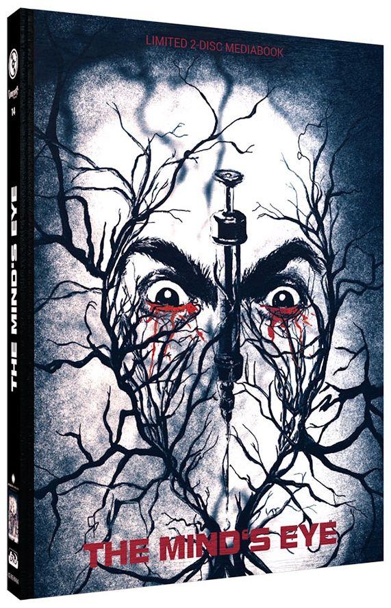 Mind's Eye, The (2015) (Lim. Uncut Mediabook - Cover A) (DVD + BLURAY)