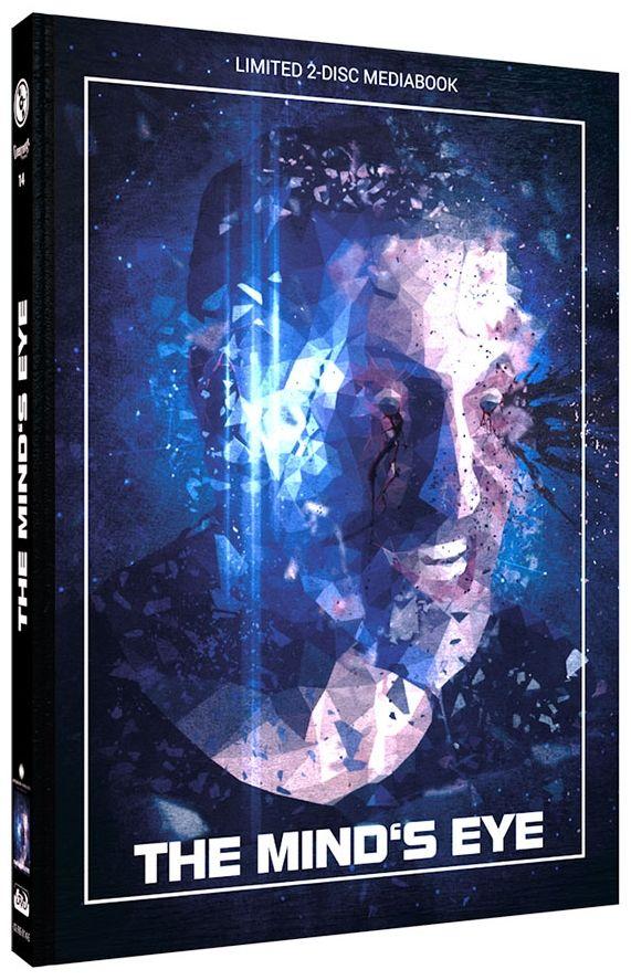 Mind's Eye, The (2015) (Lim. Uncut Mediabook - Cover E) (DVD + BLURAY)