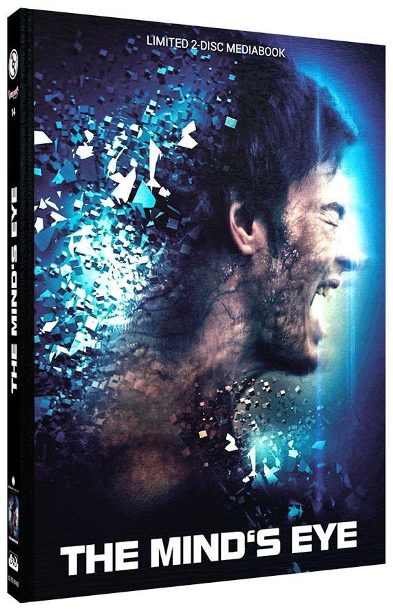 Mind's Eye, The (2015) (Lim. Uncut Mediabook - Cover D) (DVD + BLURAY)