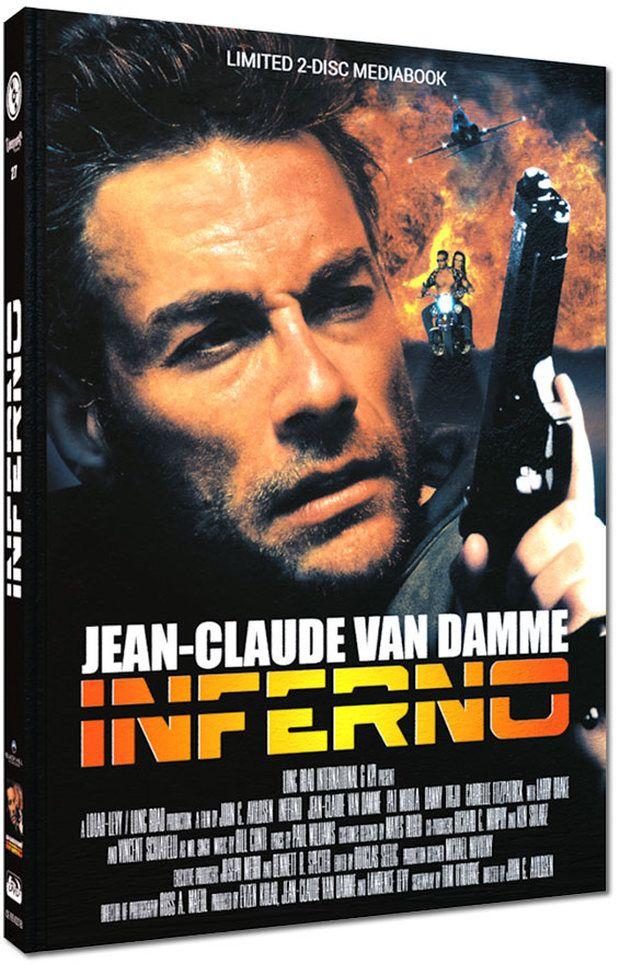 Inferno (1999) (Lim. Uncut Mediabook - Cover A) (DVD + BLURAY)