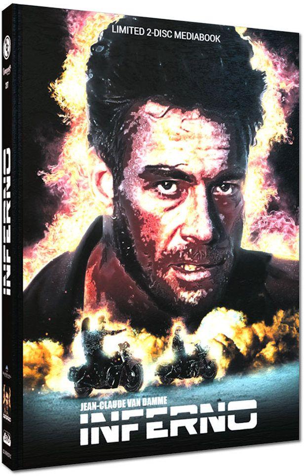 Inferno (1999) (Lim. Uncut Mediabook - Cover B) (DVD + BLURAY)