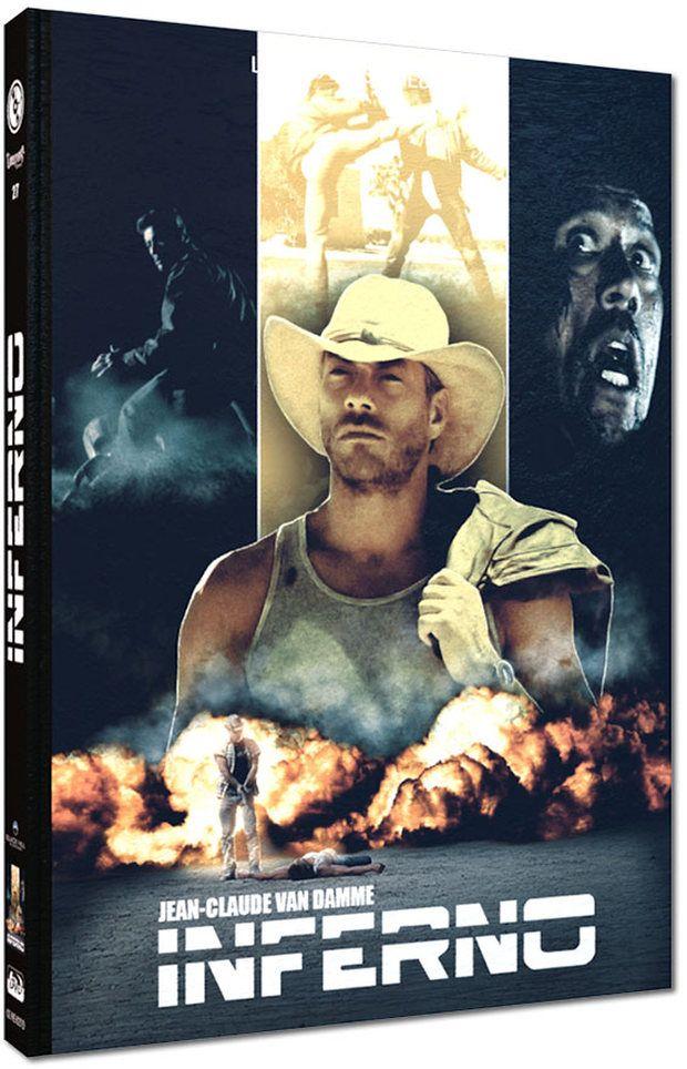 Inferno (1999) (Lim. Uncut Mediabook - Cover C) (DVD + BLURAY)