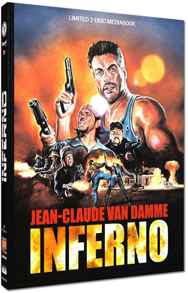 Inferno (1999) (Lim. Uncut Mediabook - Cover D) (DVD + BLURAY)