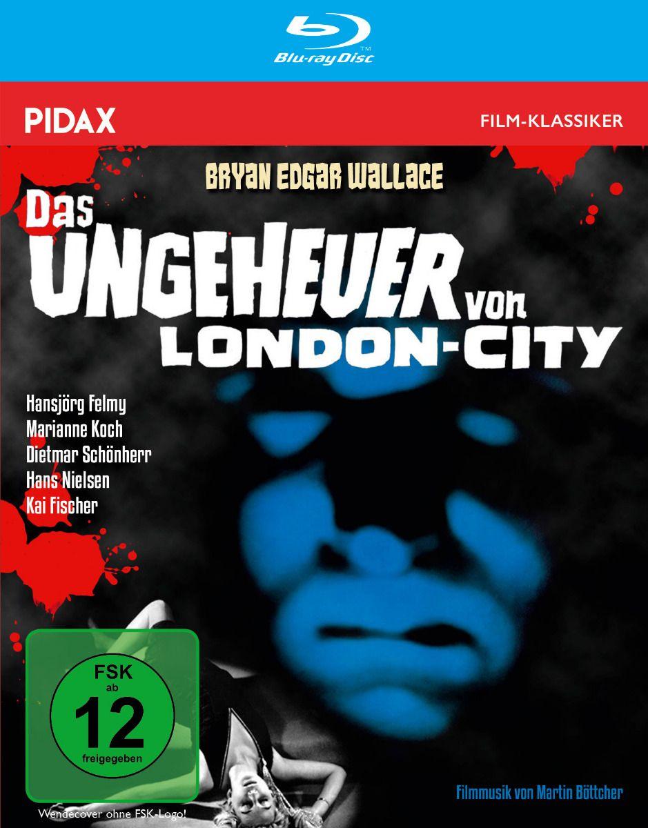 Ungeheuer von London-City, Das (BLURAY)