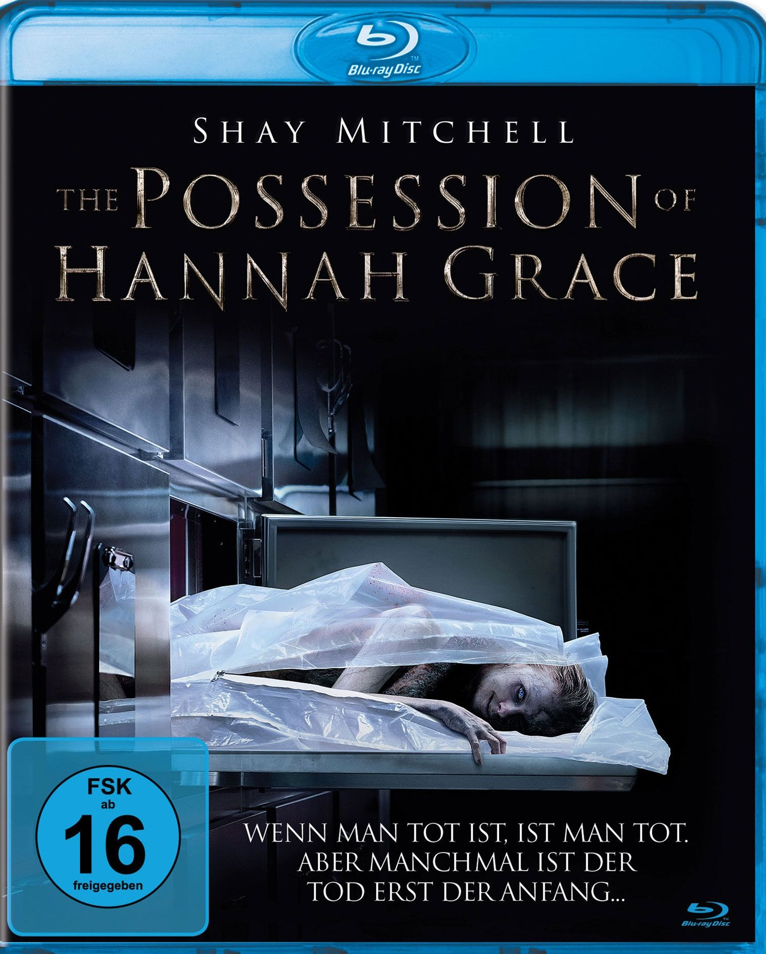 Possession of Hannah Grace, The (BLURAY)
