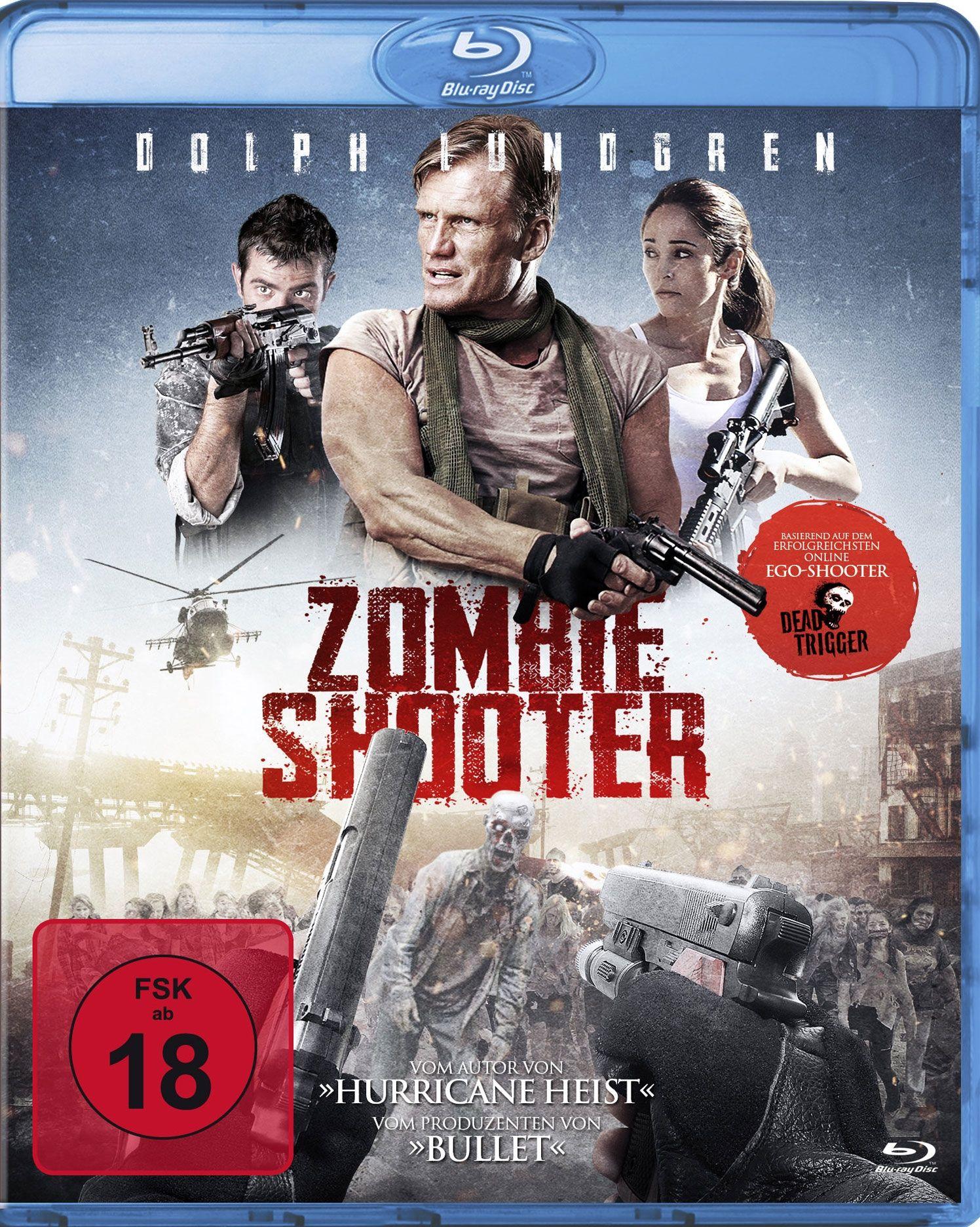 Zombie Shooter (BLURAY)