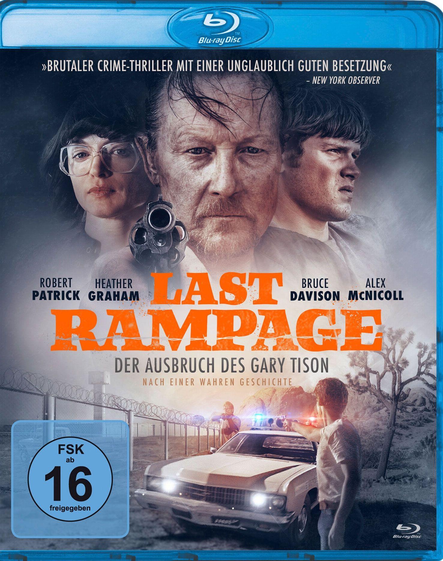 Last Rampage - Der Ausbruch des Gary Tison (BLURAY)