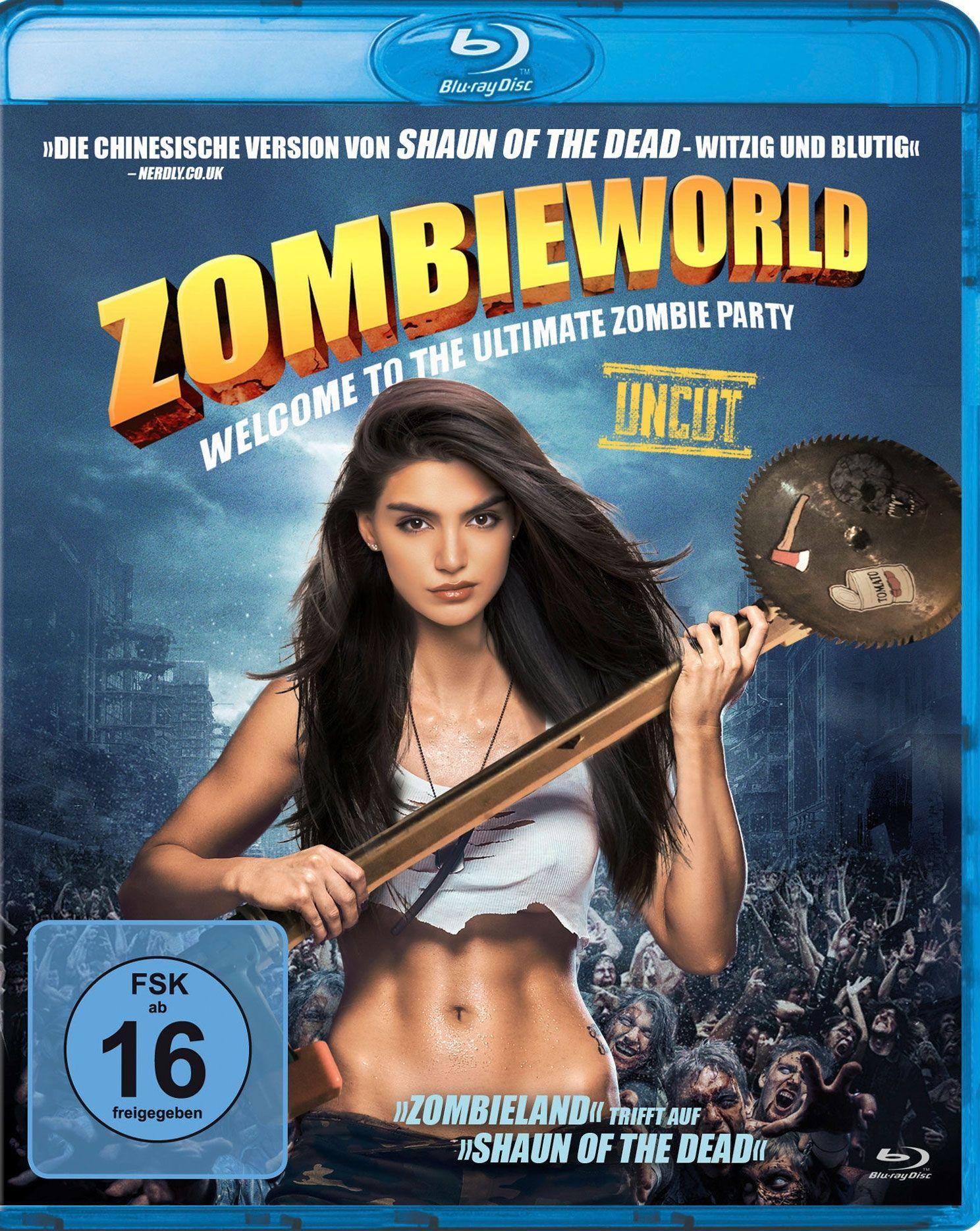 Zombieworld (BLURAY)
