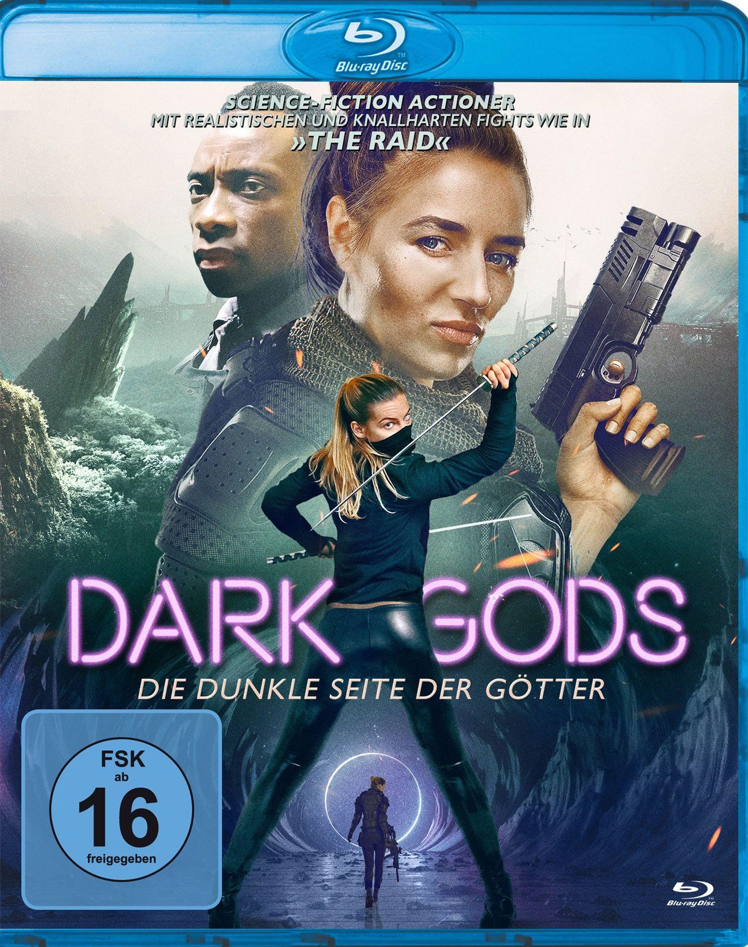 Dark Gods - Die dunkle Seite der Götter (BLURAY)