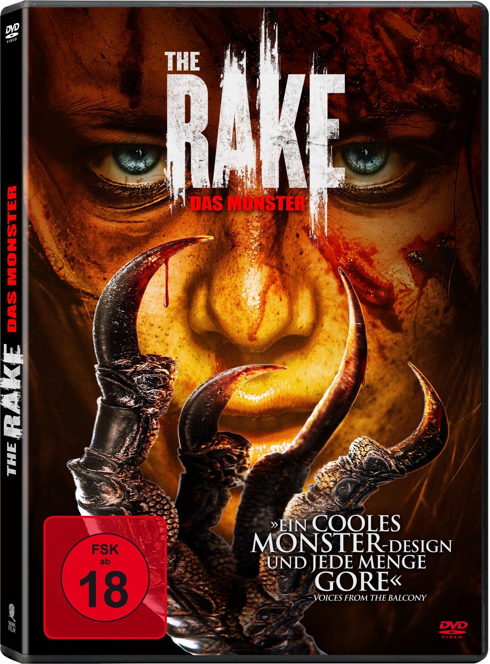 Rake, The - Das Monster