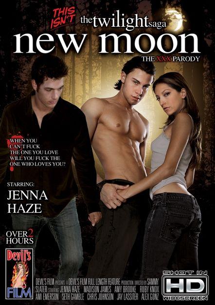 This Isn't The Twilight Saga - New Moon - The XXX Parody