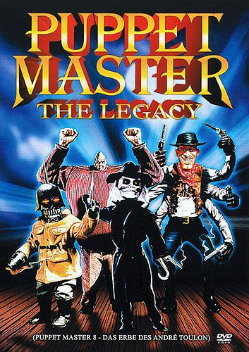 Puppet Master - The Legacy (Puppet Master 8) (Uncut)