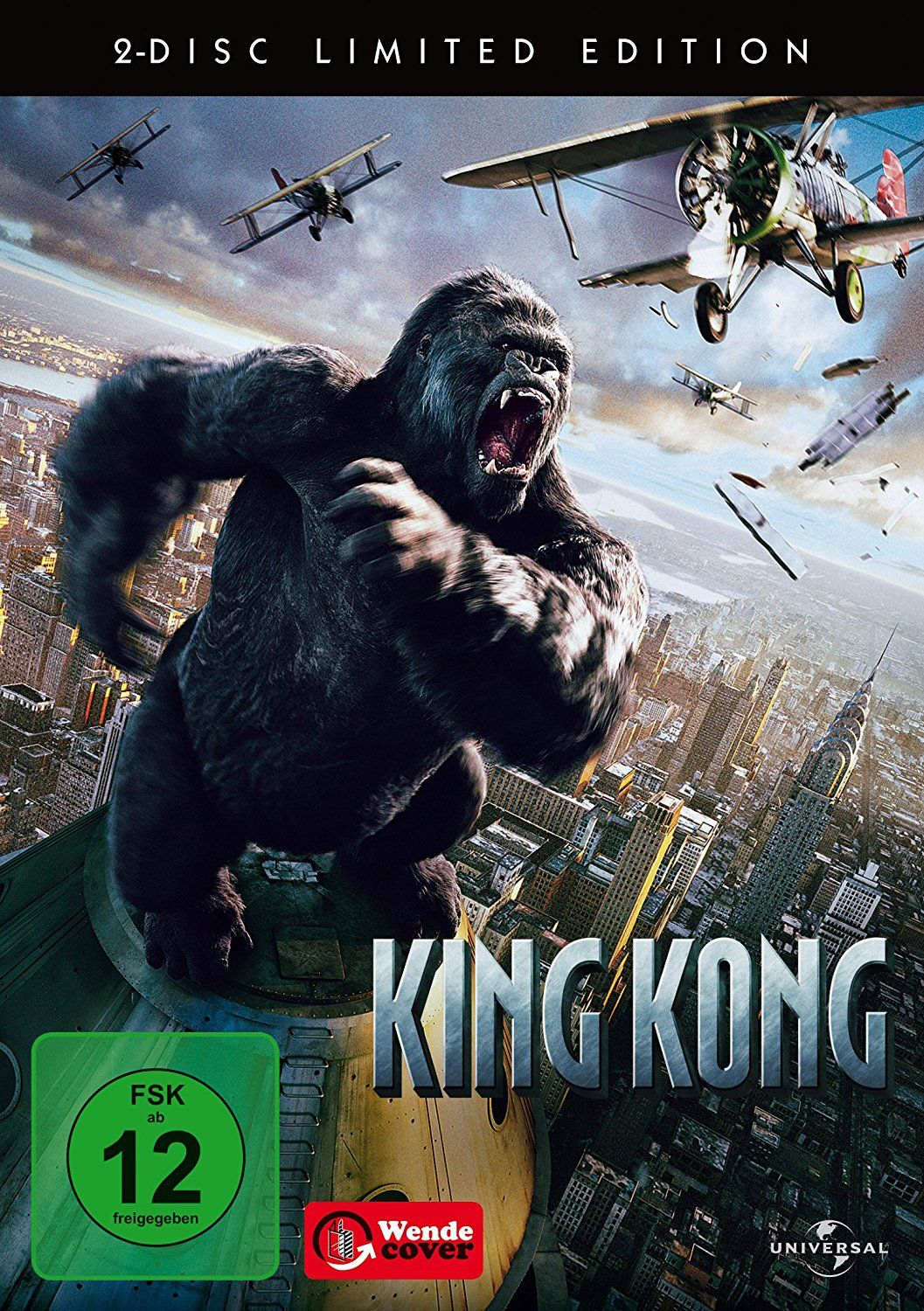 King Kong (Limited Edition) (2 Discs)