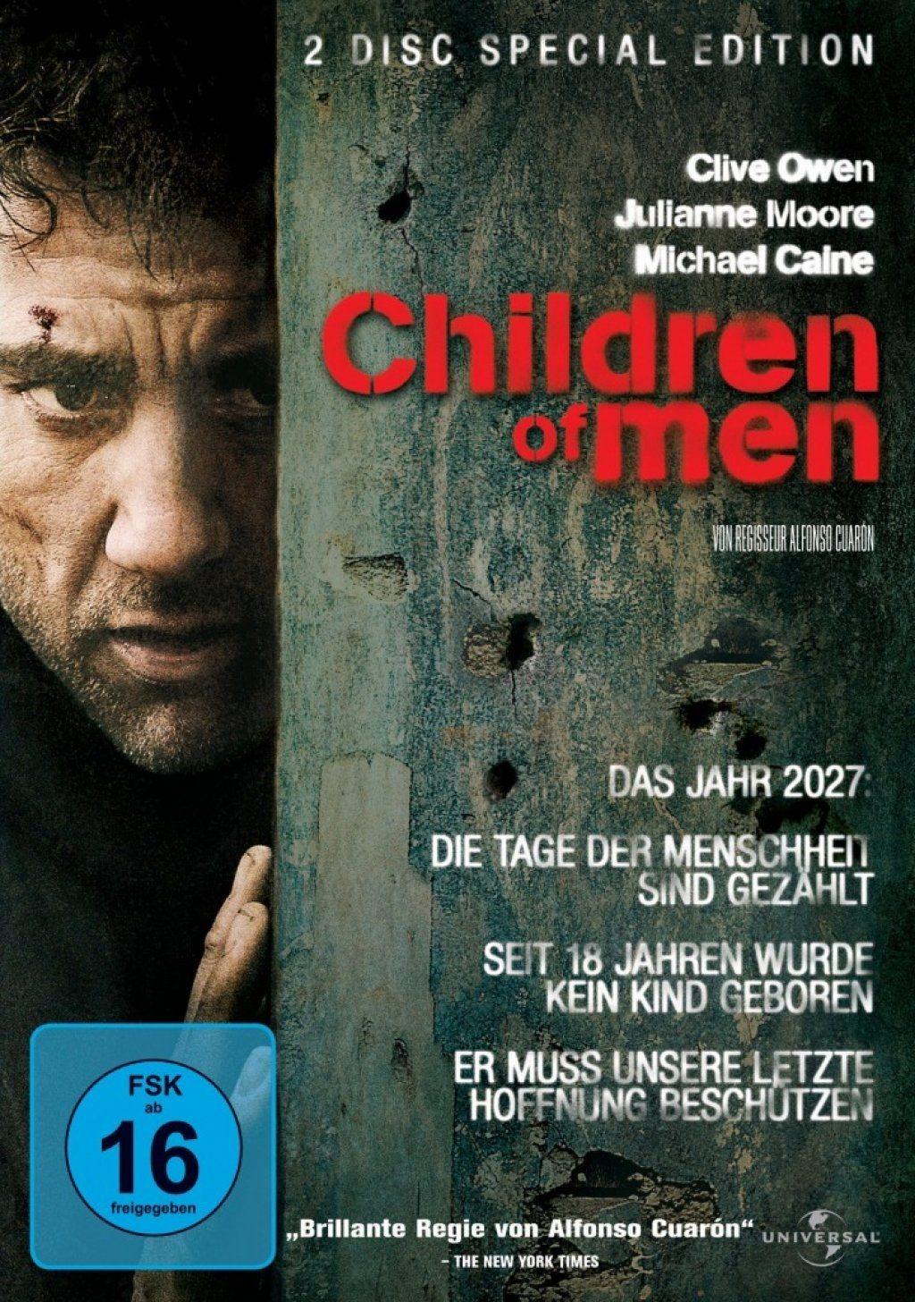 Children of Men (2 Disc Special Edition)