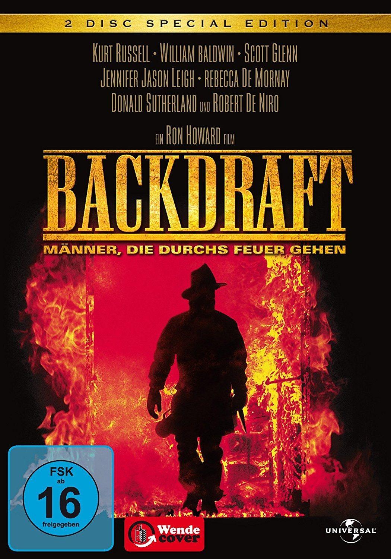 Backdraft (Anniversary Edition - 2 Discs)