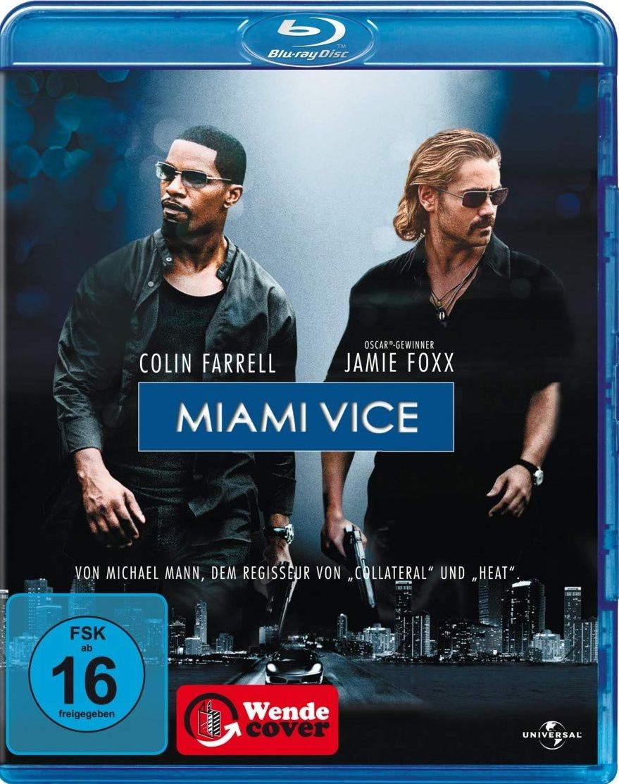 Miami Vice (2006) (BLURAY)