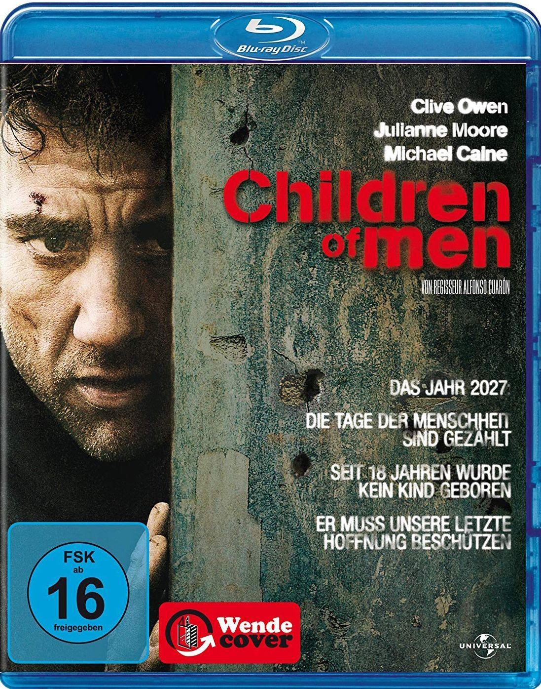 Children of Men (BLURAY)