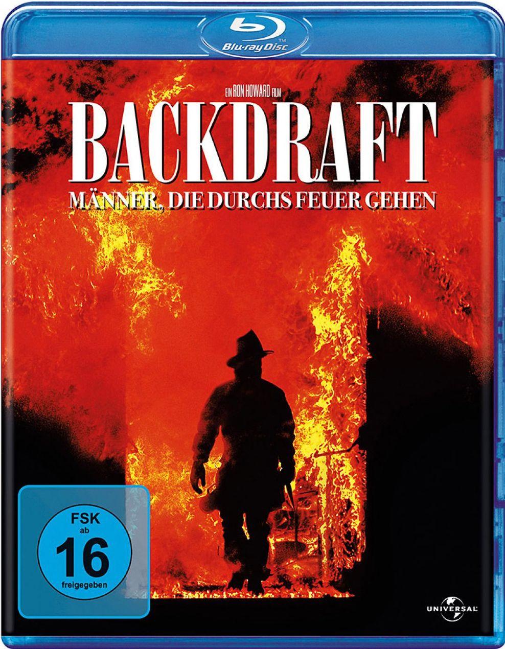 Backdraft (BLURAY)