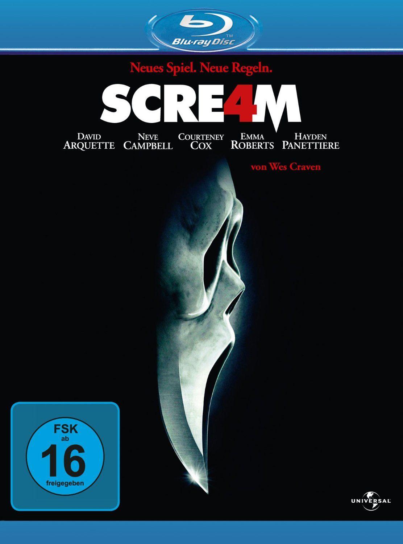 Scream 4 (BLURAY)