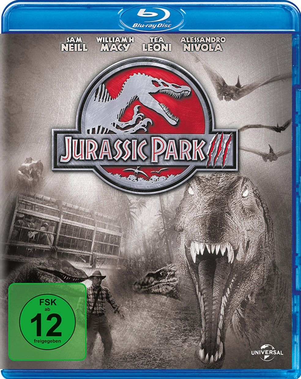 Jurassic Park 3 (BLURAY)
