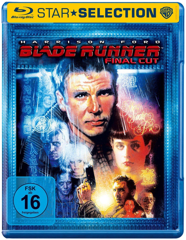 Blade Runner: The Final Cut (BLURAY)