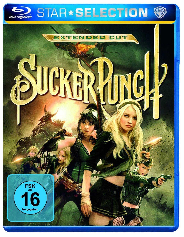 Sucker Punch (2011) (Extended Cut) (BLURAY)