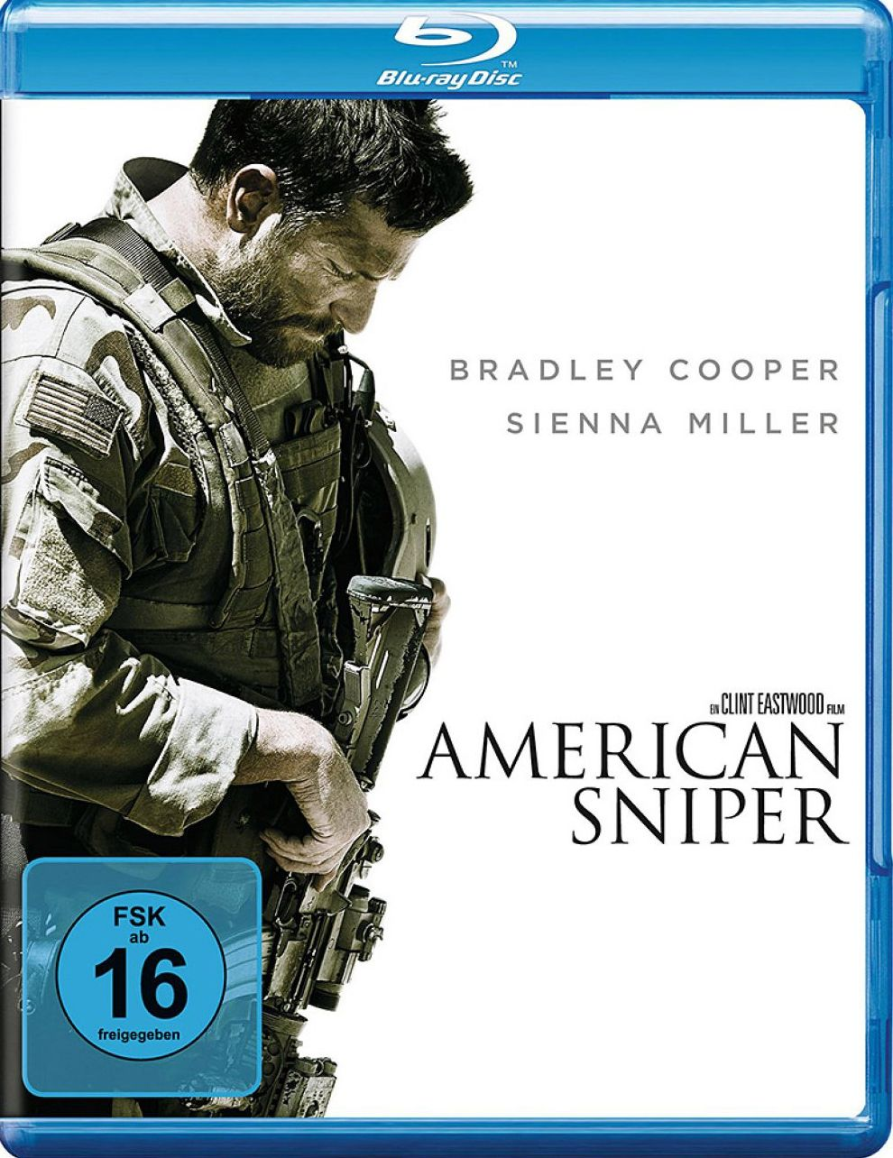American Sniper (BLURAY)