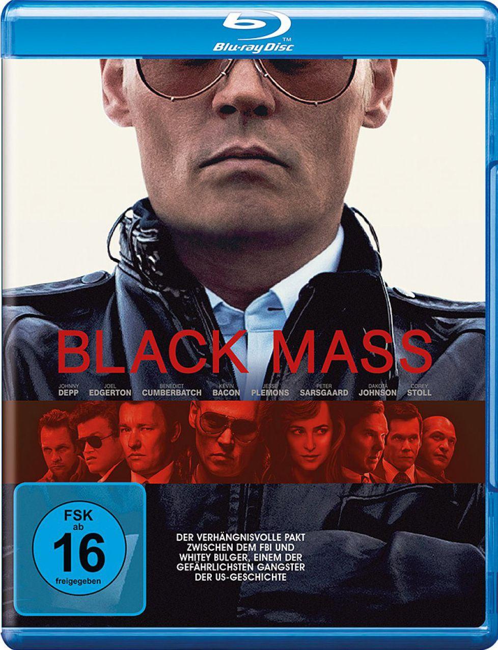Black Mass (BLURAY)