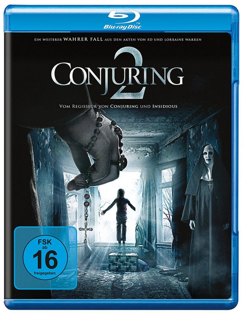 Conjuring 2 (BLURAY)