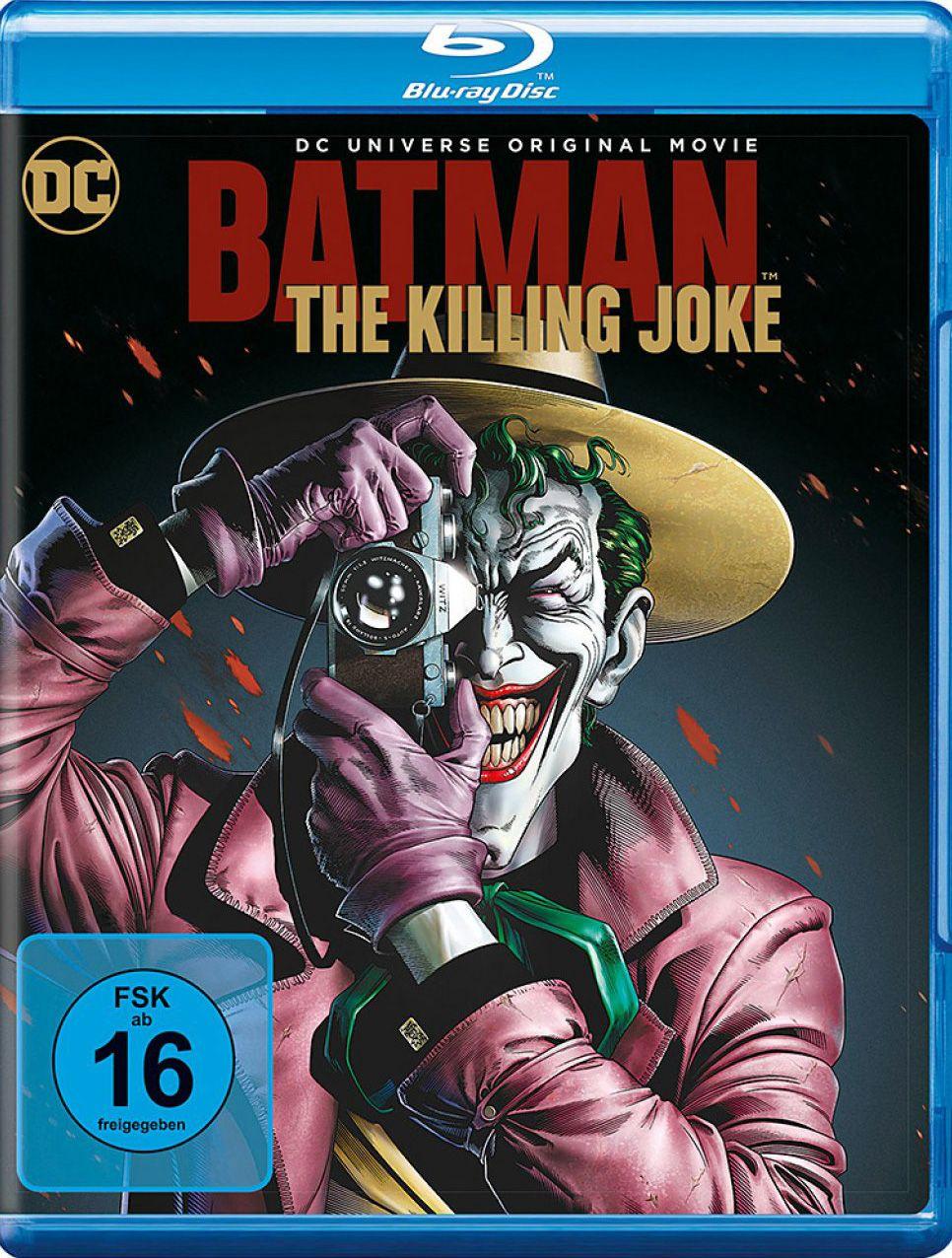Batman: The Killing Joke (BLURAY)