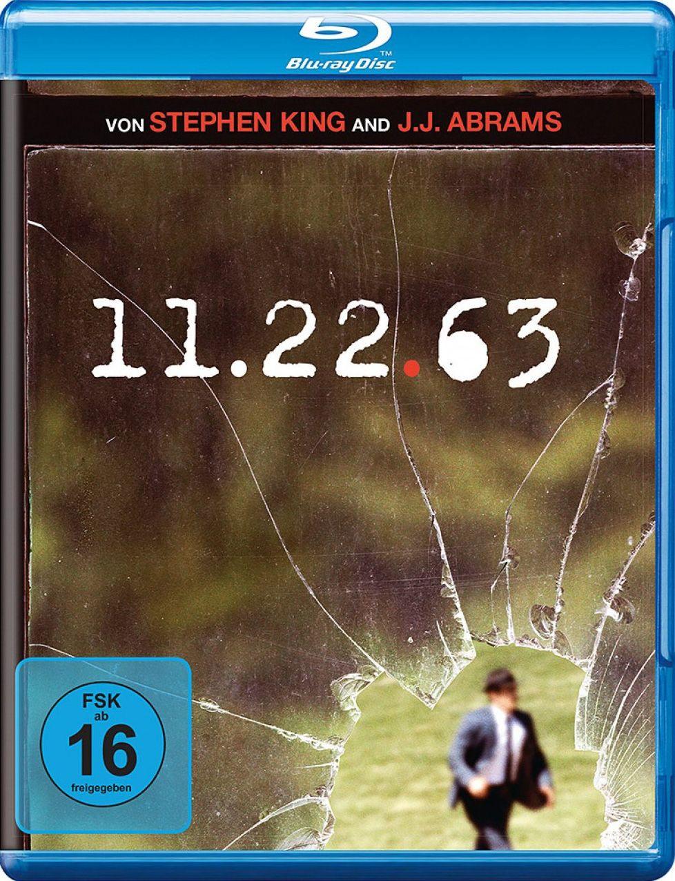 11.22.63 - Der Anschlag - Die komplette Serie (2 Discs) (BLURAY)