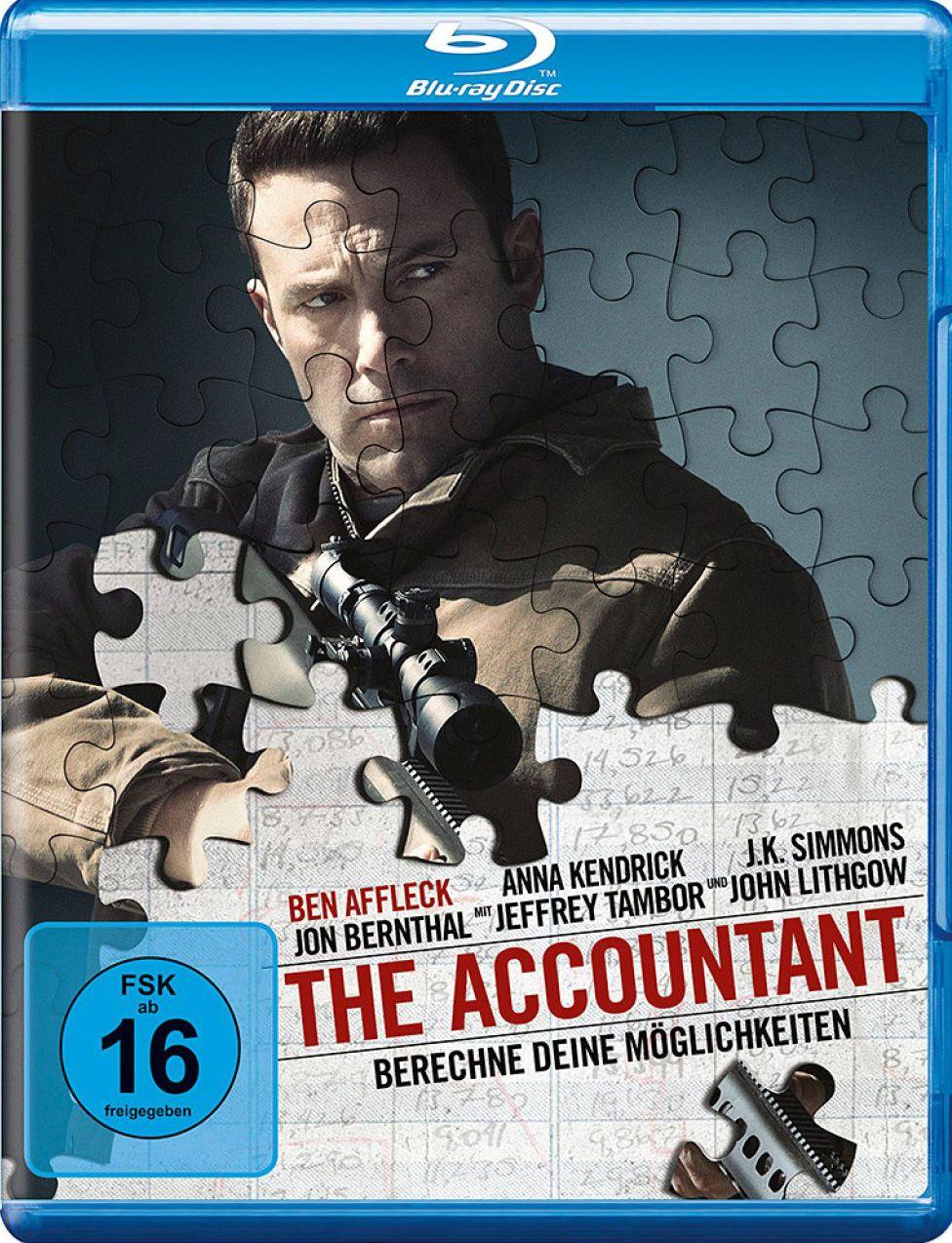 Accountant, The - Berechne Deine Möglichkeiten (BLURAY)