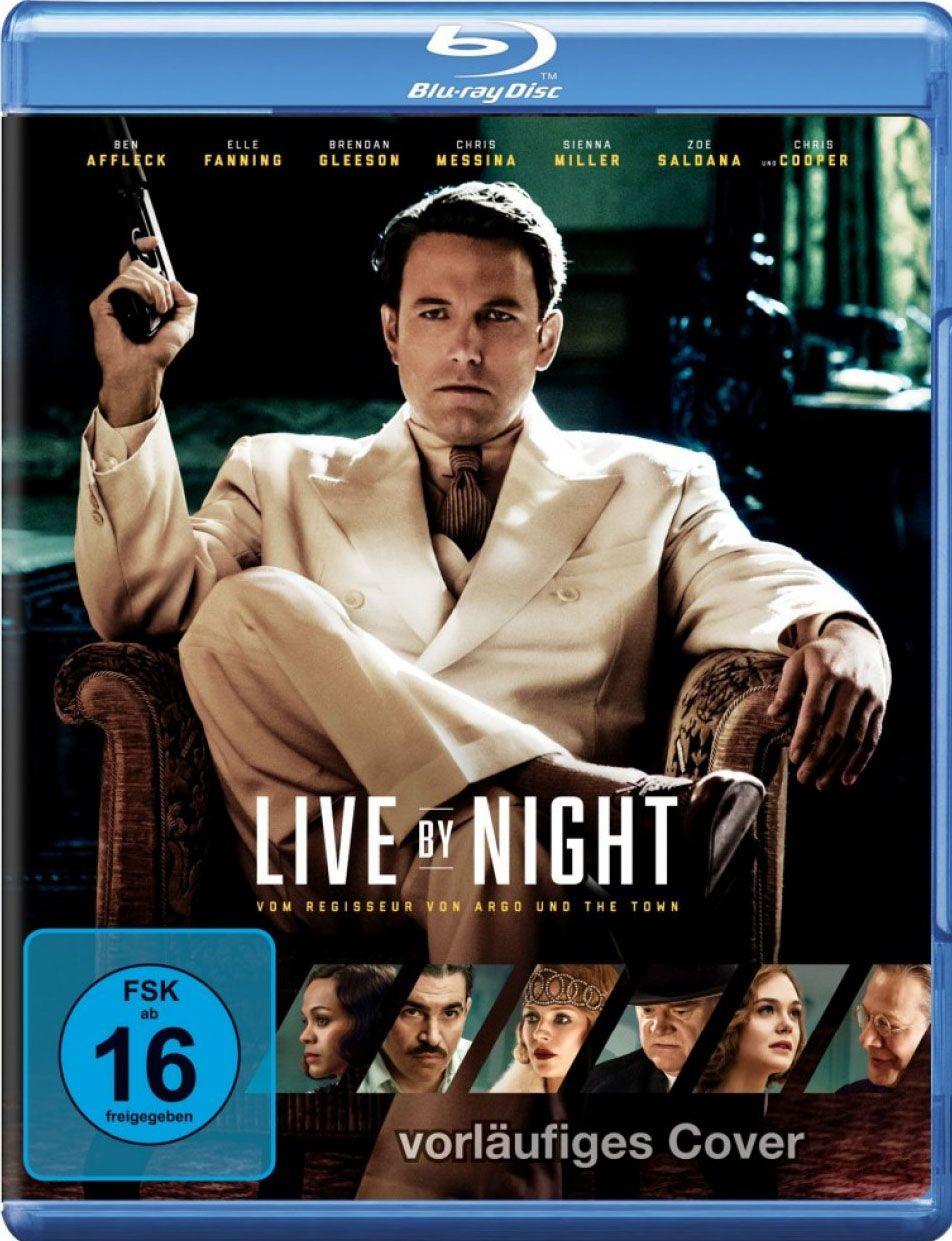 Live by Night (BLURAY)