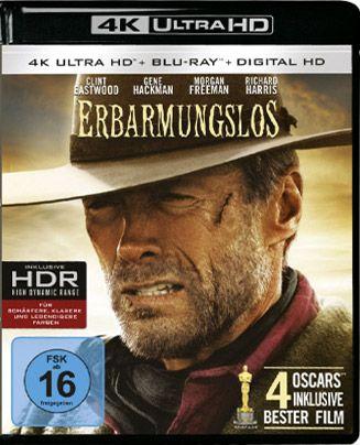 Erbarmungslos (2 Discs) (UHD BLURAY + BLURAY)