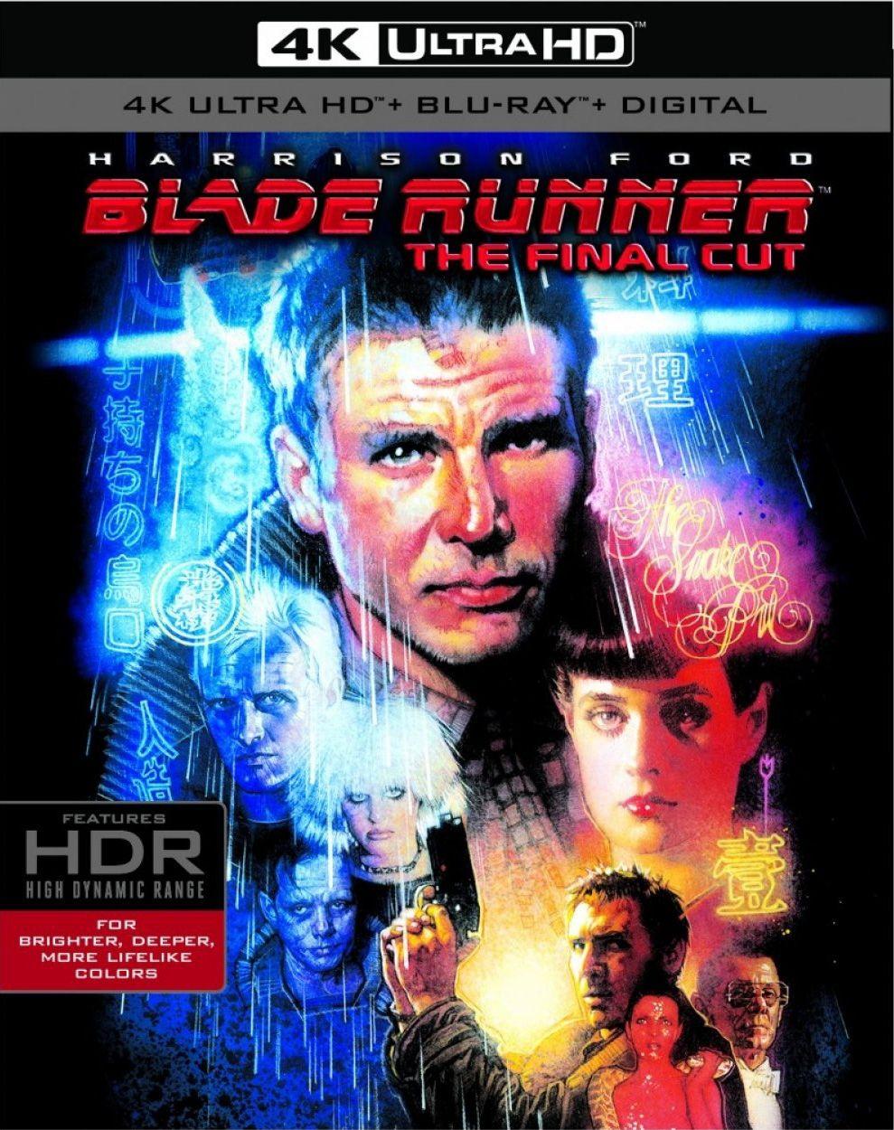 Blade Runner: The Final Cut (2 Discs) (UHD BLURAY + BLURAY)