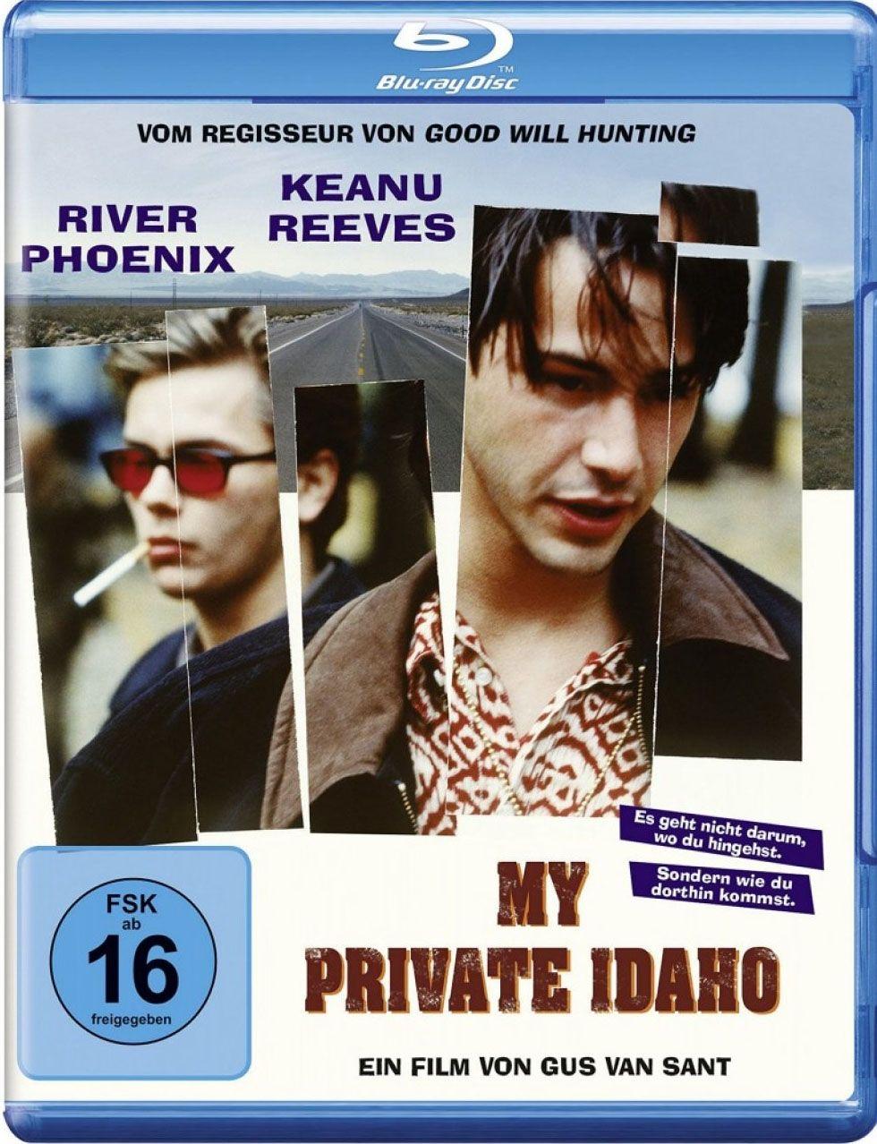 My Private Idaho - Das Ende der Unschuld (BLURAY)