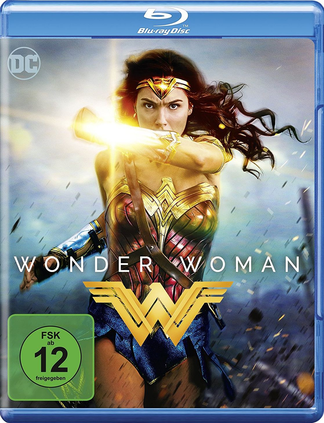 Wonder Woman (BLURAY)