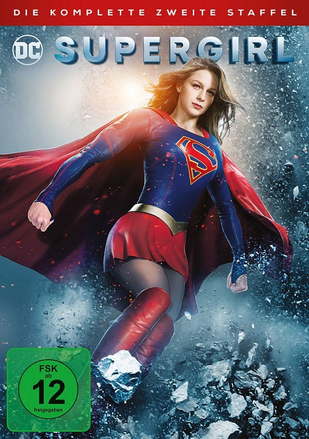 Supergirl - Die komplette zweite Staffel (5 Discs)