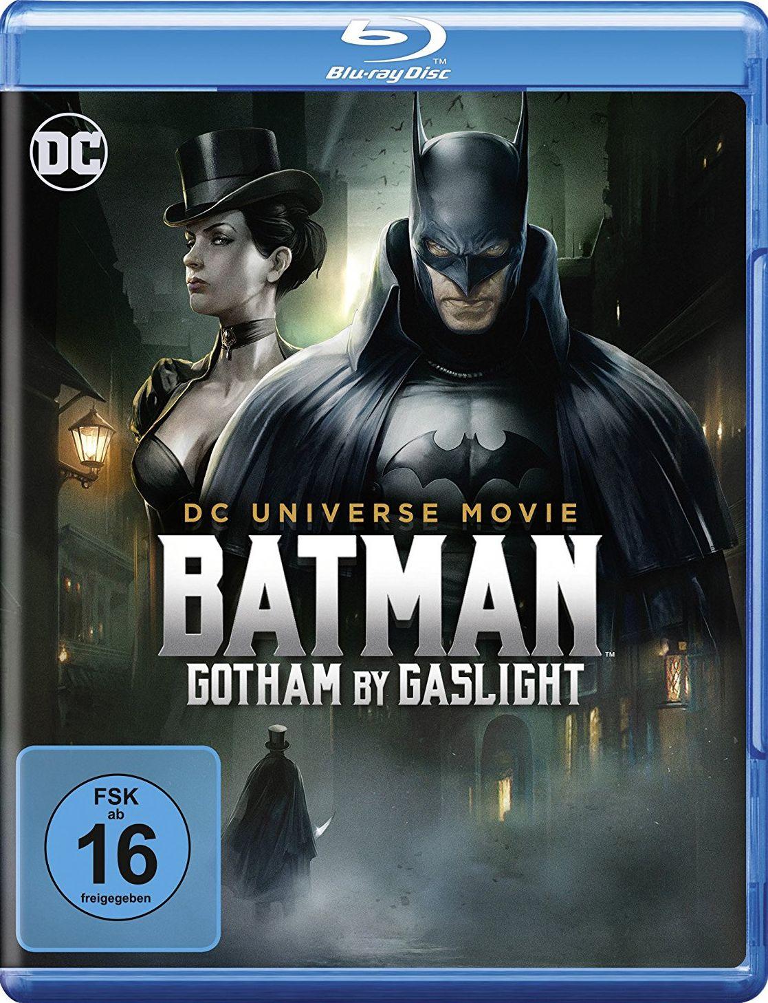 Batman: Gotham By Gaslight (BLURAY)