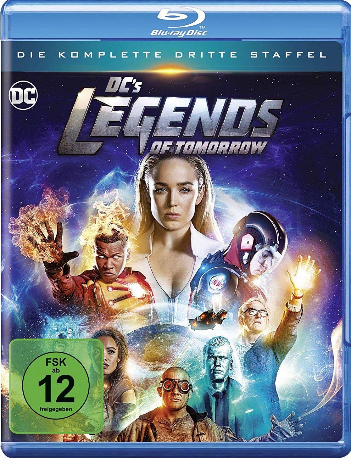 DC's Legends of Tomorrow - Staffel 3 (3 Discs) (BLURAY)