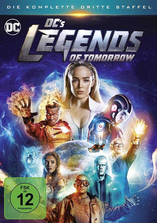DC's Legends of Tomorrow - Staffel 3 (4 Discs)